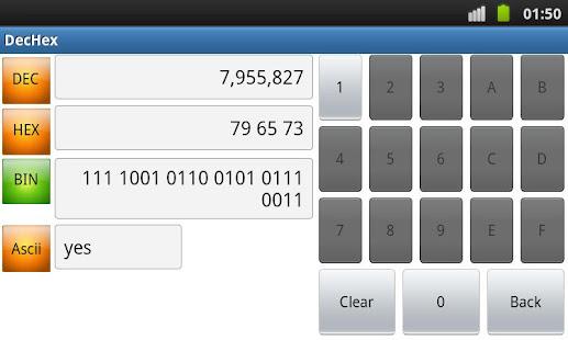 relationship between binary hexadecimal and ascii pictures