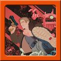 Tek War #8 logo