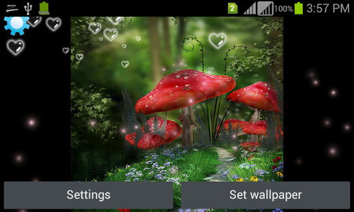 Fairy Touch Wallpapers