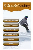 Screenshot of Wasatch Academy School