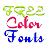 Color Fonts for FlipFont #5
