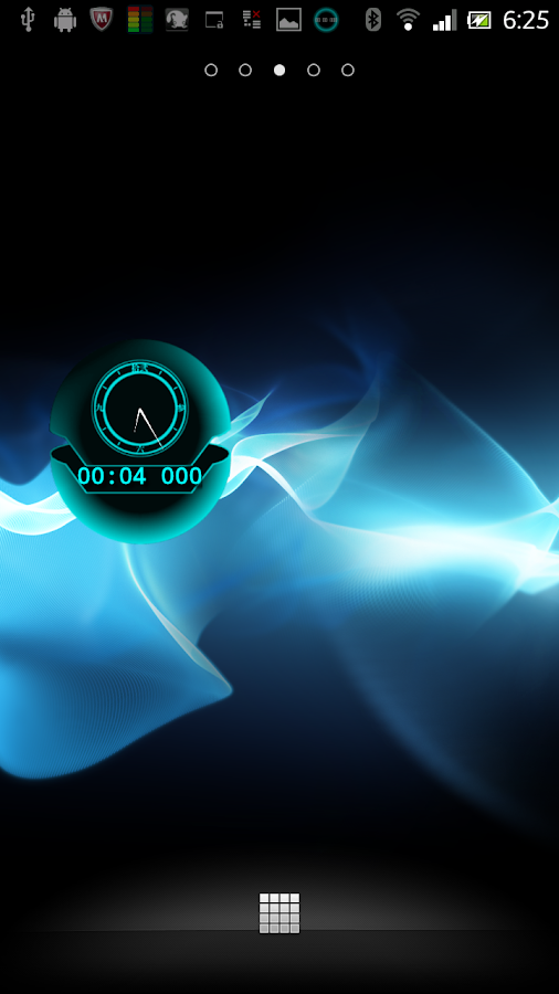 TRONICA Retro Cyber StopWatch- screenshot