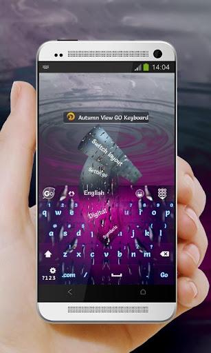 【免費個人化App】秋觀 GO Keyboard-APP點子