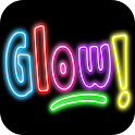 Glow Draw + Paint icon