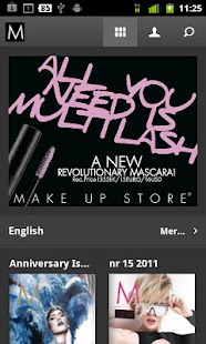 Make Up Store screenshot