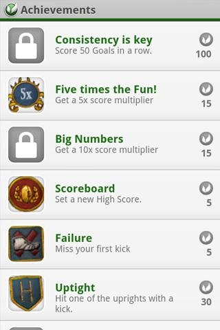 Flick Kick Rugby - screenshot