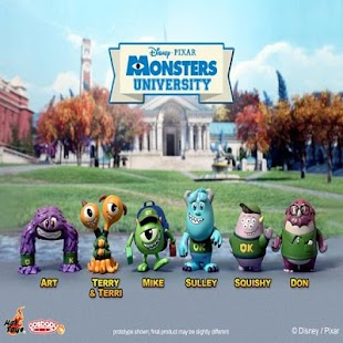watch monsters university - screenshot thumbnail