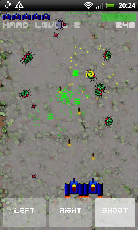 Termites - screenshot
