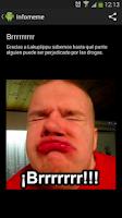 Screenshot of Meme4Droid