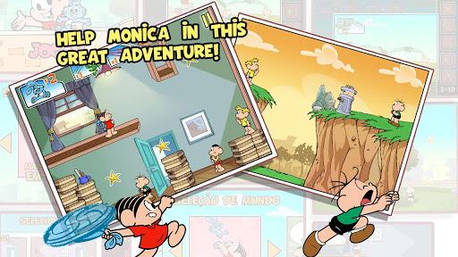 Monica Bunny Bashings