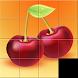 Fruit Slide Puzzle