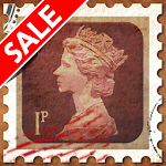 Postage Stamp Theme Icon Pack v1.3.0