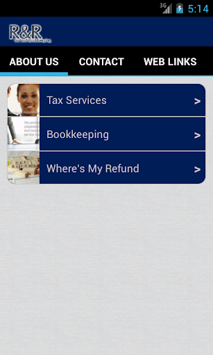 R R Tax