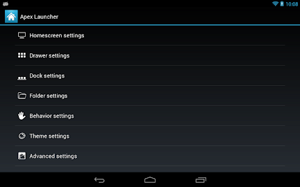 Apex Launcher Screenshot 19