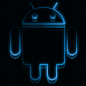 Neon Blue - Icon Pack icon