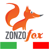 ZonzoFox Italy Guide Map Trip