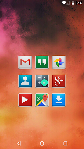 Lustre - Icon Pack