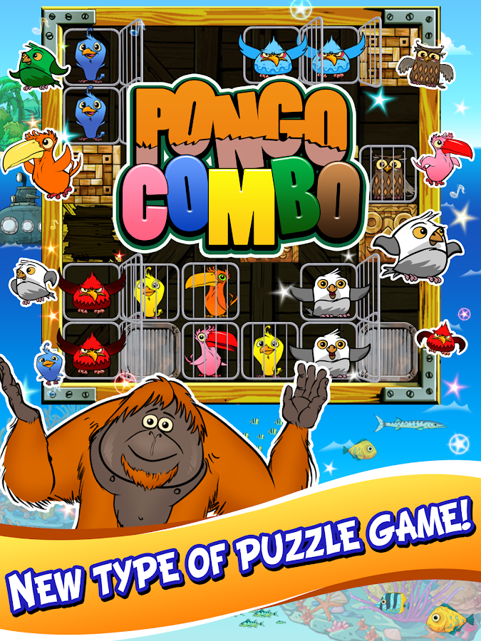 Pongo Combo- screenshot