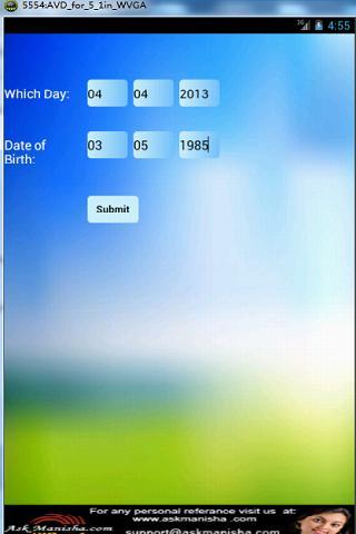 【免費社交App】Numerology-Day For You-APP點子