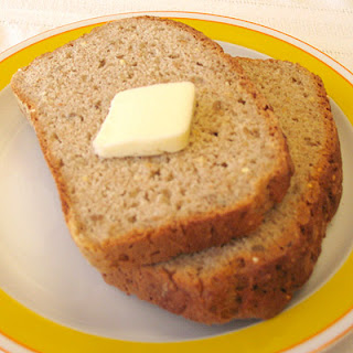 Multi-Grain Bread (Gluten-Free Recipe)