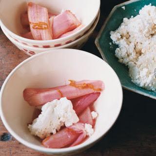 Stewed Rhubarb Recipe
