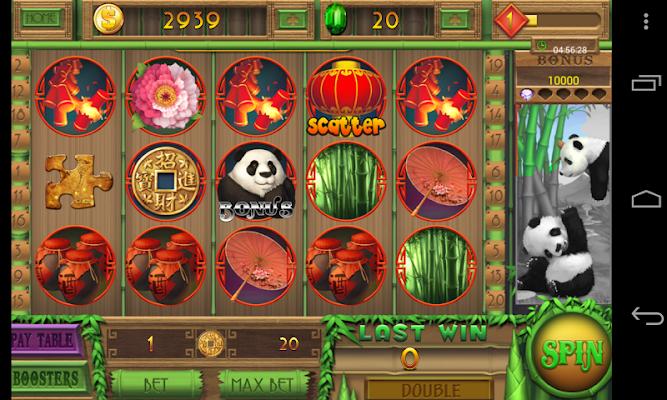 Panda Slot - screenshot