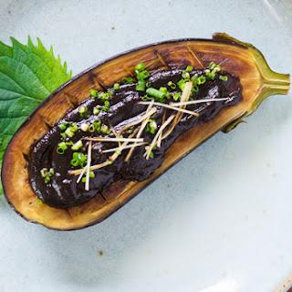 Miso Glazed Eggplant (Nasu Dengaku).