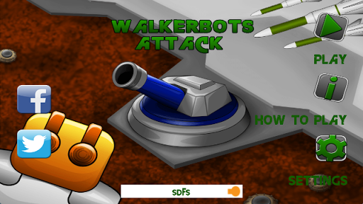 Walkerbots Attack