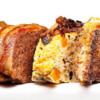 Moroccan Chicken Meatloaf.