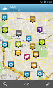 Madrid city guide - Apps on Google Play