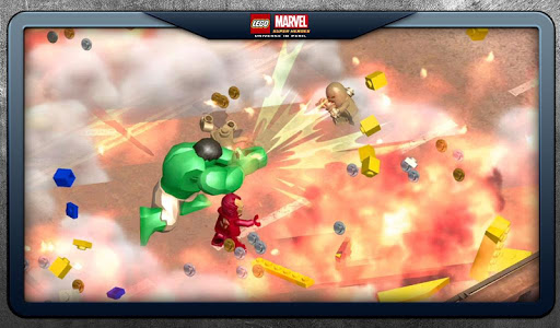 LEGO ® Marvel Super Heroes  screenshots 4