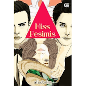 Novel Cinta Miss Pesimis