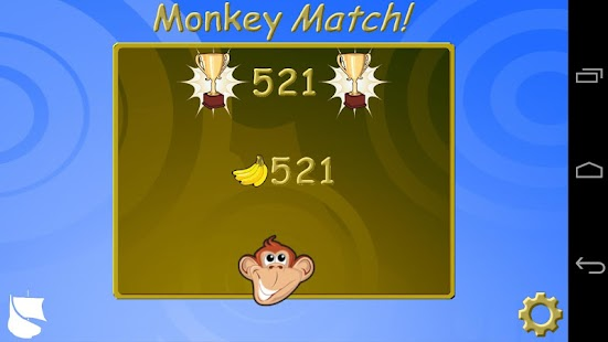 Monkey Match- screenshot thumbnail