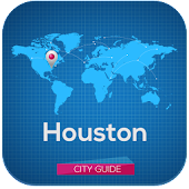 Houston Map Guide & Weather