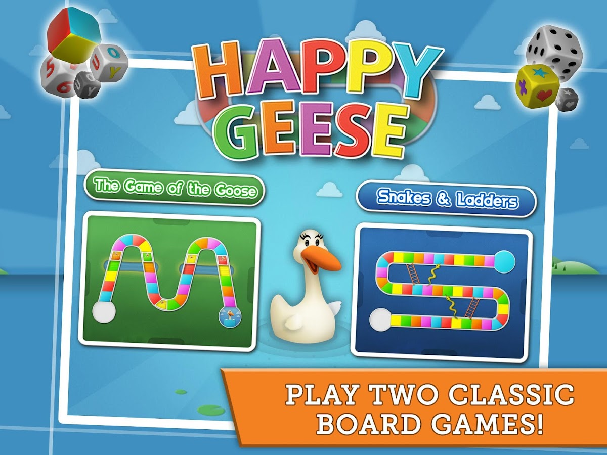 Happy Geese- screenshot