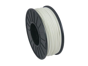 White PRO Series ABS Filament - 3.00mm