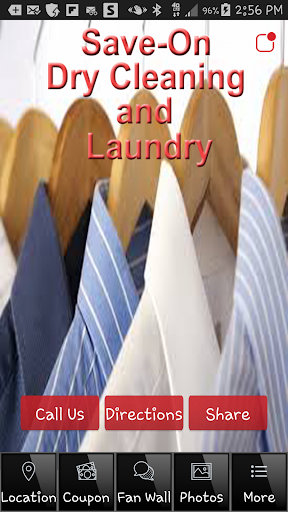 Save On Drycleaning