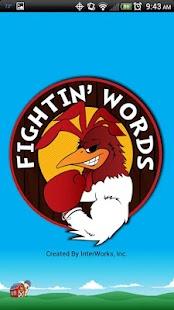 Fightin' Words (Free) - screenshot thumbnail
