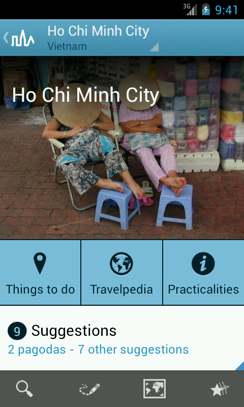 Vietnam Travel Guide - screenshot