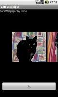 Screenshot of Cats Wallpaper