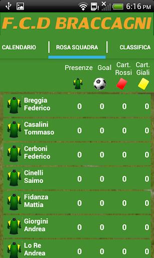 免費運動App|FCD Braccagni|阿達玩APP