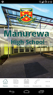 Manurewa High School- screenshot thumbnail