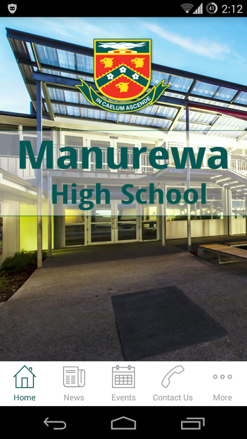 Manurewa High School- screenshot