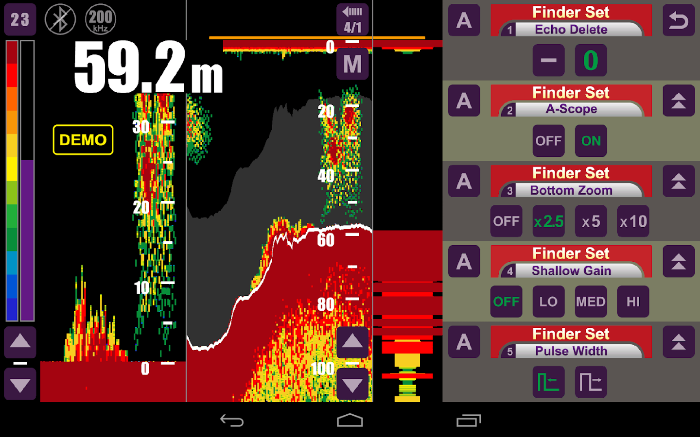 fishfinder - android apps on google play, Fish Finder