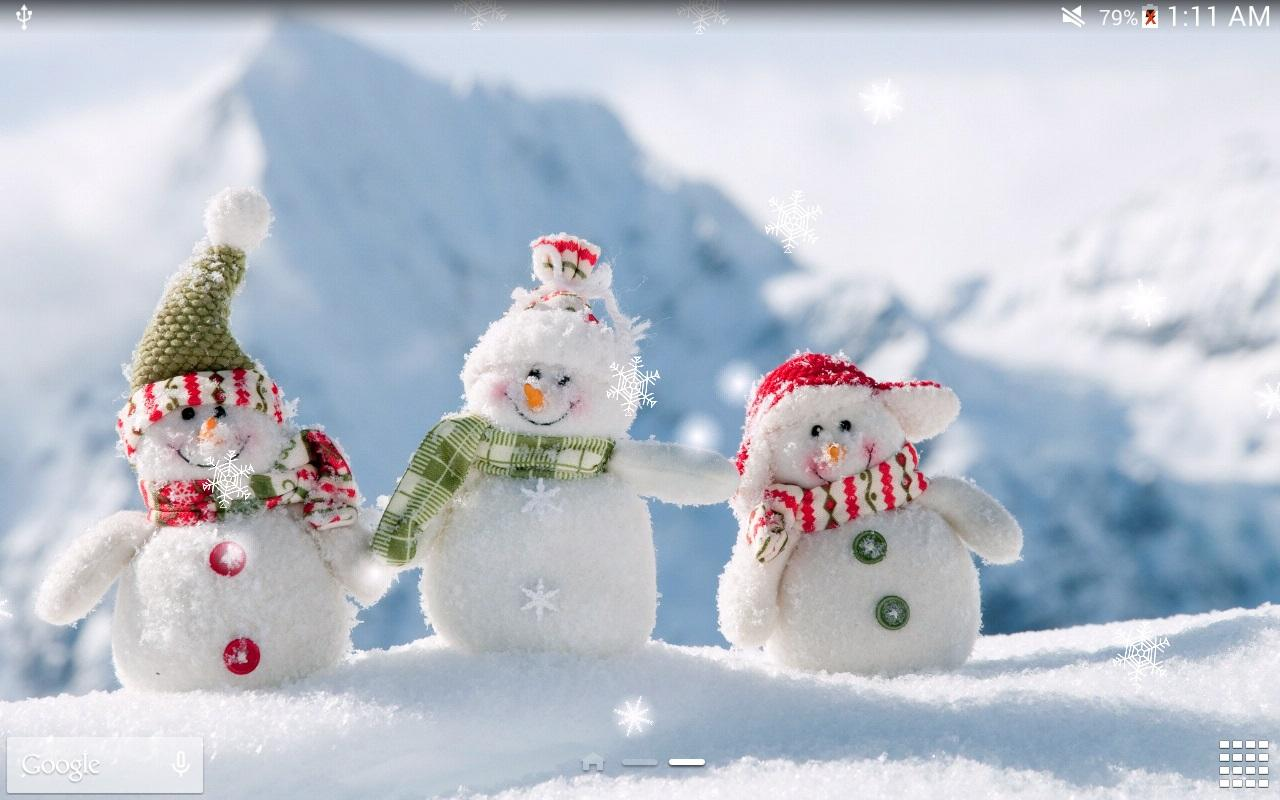 Images of Weihnachten Schnee Wallpaper Hd - #CALTO