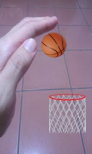 Bounce Ball AR Basketball