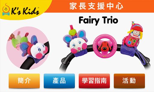 Fairy Trio 中文
