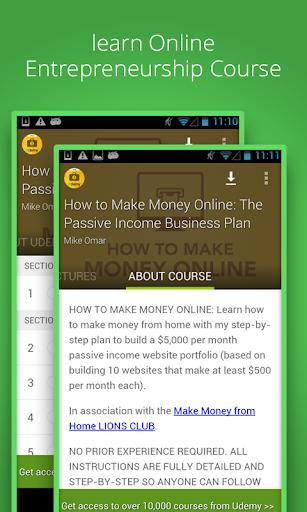 Make Money Online Course