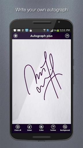 Autograph +