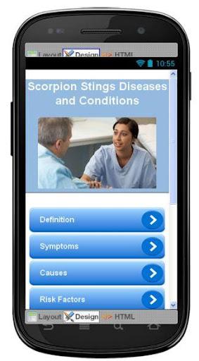Scorpion Stings Information